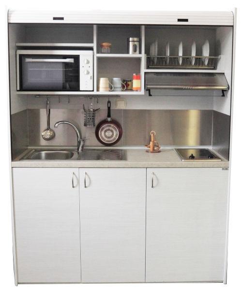Mini cucina 160 cm completa di tutto - Cucina completa prezzi ...