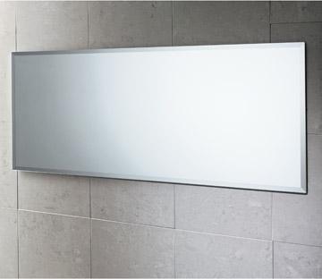 Specchio bisellato 100 x 40 - Specchio parabolico prezzo ...