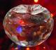 Pomme en cristal