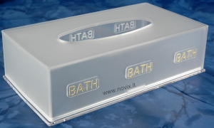 Porte Mouchoirs BATH OR