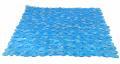 Tappeto antiscivolo doccia blu