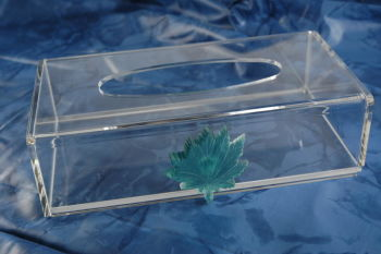 Türblatt grünen Geweben