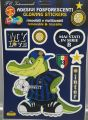 STICKERS INTER FOSFORESCENTI