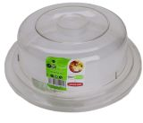 Coperchio microonde antispruzzo per alimenti CURVE DA GIOSTYLE DIAM 28 X 8 CM