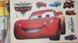 DISNEY CARS FRIENDS STIKERS MURALE  Dim: 50 x 30 cm