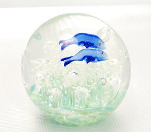 Sphère en cristal