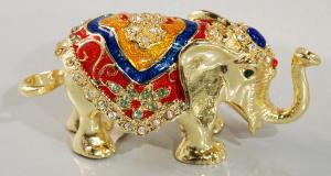 Elefantino Gold Box