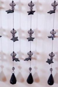 Tent Starlets schwarze Perle