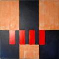 Peintures - Huile sur Toile dim. 60HX60L