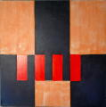 Paintings - Oil on Canvas dim. 60HX60L