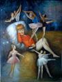 Paintings - Oil on Canvas dim.120HX90L