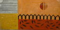 Peintures - Huile sur toile dim.50HX100L