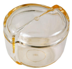 Port Orange Jar Transparente Baumwolle