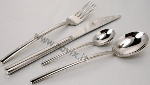 "SERVING CUTLERY ""TWO"""