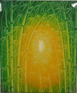 Dipinti - Olio su Tela dim.58HX48L 55-980
