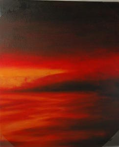 Dipinti - Olio su Tela dim.50HX50L 55-1003
