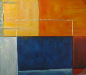 Paintings - Oil on Canvas dim.50HX50L