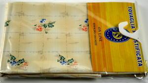 Plastic tablecloth 140x160 Cm