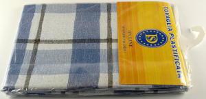 Plasticized tablecloth TC441 Dim.140x200cm.