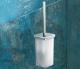 SCOPINO WC DA MURO CON CIUFFO IN SETOLE  GLAMOUR