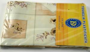 Plasticized tablecloth TC3210 Dim.140x240cm.