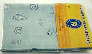 Nappe plastique Dim. 140x240 Cm