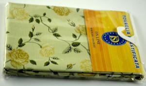 Plasticized tablecloth TC1162 Dim.140x240cm.