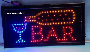 TEACH BAR LED