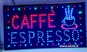INSEGNA CAFFE' ESPRESSO