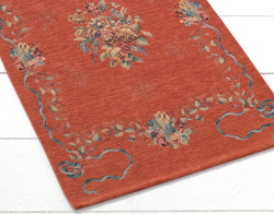 TAPIS SEPTEMBRE 175 X 240 CM ORANGE
