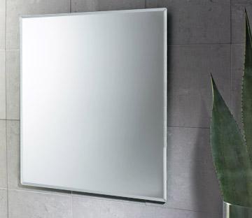 Specchio bisellato 60 x 70 - Specchio con lampadine ...