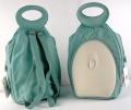 THERMAL Tasche Rucksack Gehen wir zurück Grün