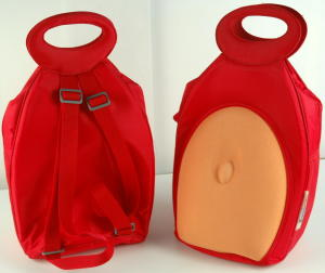Let's Go Thermal Backpack Regular Red