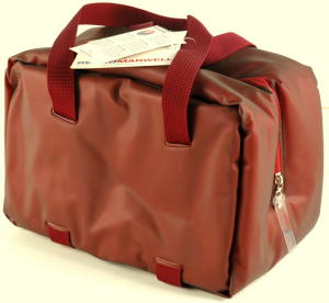 Sac isotherme Renco Merwell bordeaux