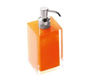 Soap dispenser RAINBOW ORANGE