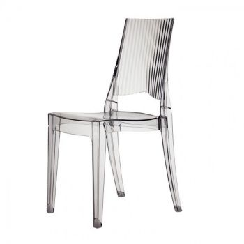 TRANSPARENT GLENDA CHAIR