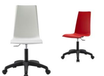 MANNEQUIN CHAIR WITH WHEEL