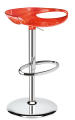 TABOURET ZOE TRANSPARENT