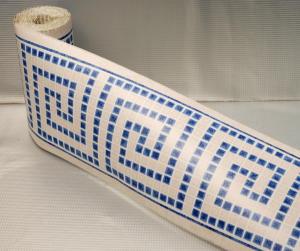 Bordo adesivo decorativo. 50-177045