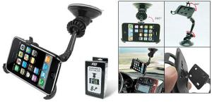 Car Mount for iPhone 4G