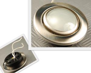 Recessed spotlights Stainless Steel