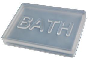 Porta saponetta BATH BIANCO